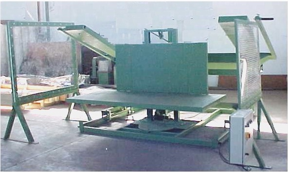 SUNKIST Contour cutting machine